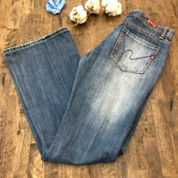 Citizens Of Humanity Denim - Citizens of Humanity Ingrid#002 Stretch Flair 29